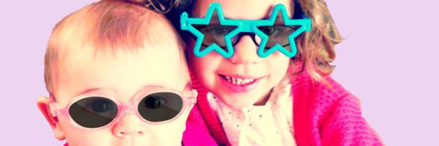 «Bébé à lunettes, bébé super chouette!» ou comment nous avons su que notre bébé devait porter des lunettes!
